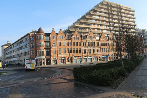 Oostende - Apt 3 Slpkmrs/Chambres - Marina Mercator